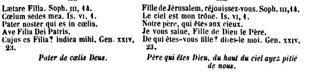 Litanies de Notre-Dame de Lorette. Lyygen10