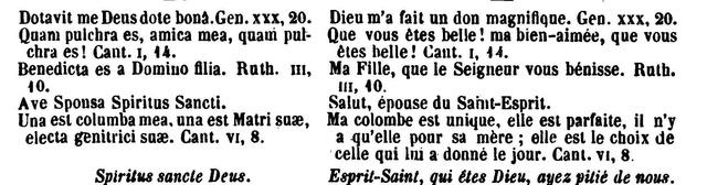Litanies de Notre-Dame de Lorette. Lyygen11