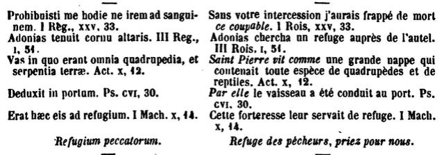 Litanies de Notre-Dame de Lorette. - Page 4 Page_412