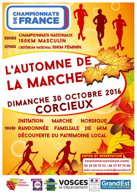 Corcieux 30/10/2016 Championnats Nationaux 100 km 14519610