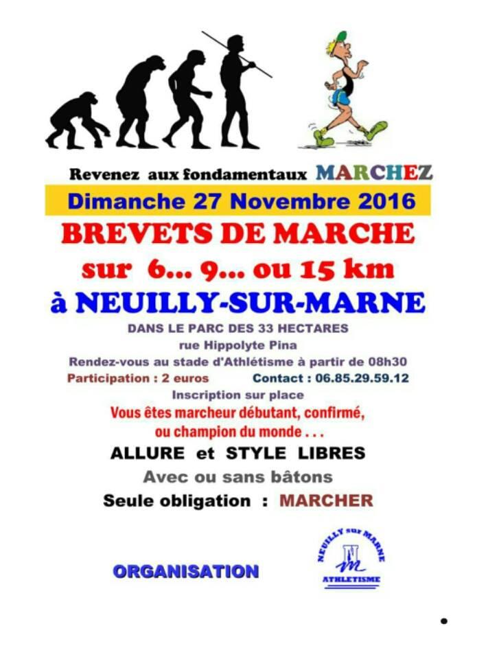 Neuilly sur Marne 27 Novembre 2016 14595610