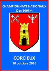 Corcieux 30/10/2016 Championnats Nationaux 100 km 20436710
