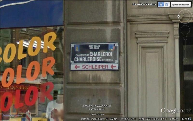 belgicismes - Street View : les belgicismes illustrés Chauss10