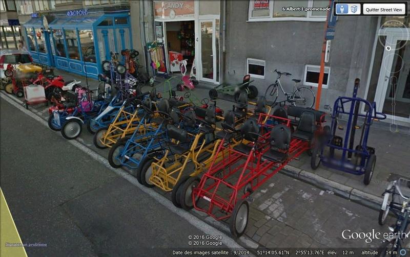 belgicismes - Street View : les belgicismes illustrés Cuista10