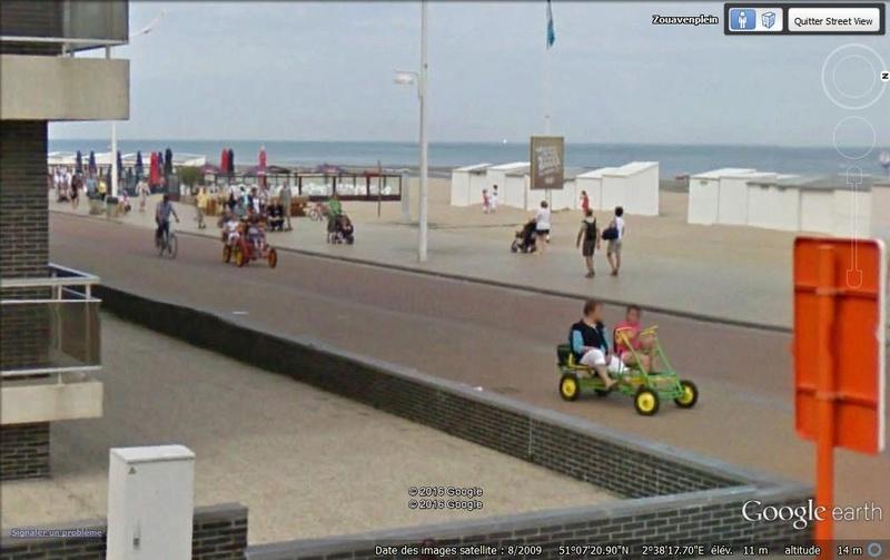 belgicismes - Street View : les belgicismes illustrés Cuista11