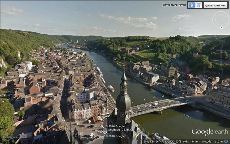 STREET VIEW : Les panoramas - Page 4 Dinant10