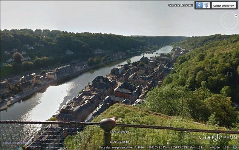 STREET VIEW : Les panoramas - Page 4 Dinant11