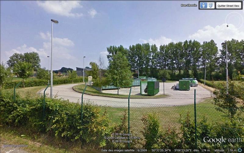 belgicismes - Street View : les belgicismes illustrés Parc_y11