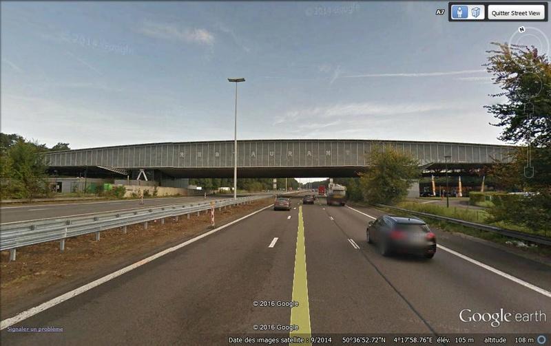 belgicismes - Street View : les belgicismes illustrés Pont-r10