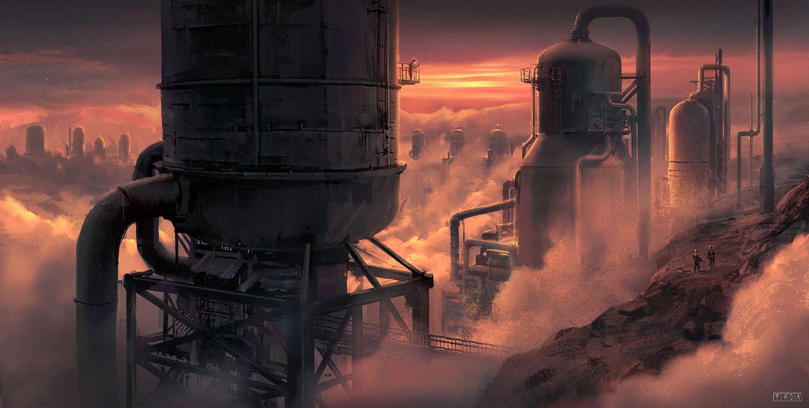 chez Pikoia  - Page 6 Sci-fi17
