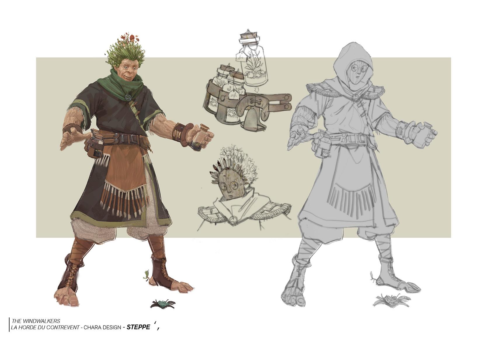 Atelier Pikoia [Canyon CIty] - Page 17 Steppe11