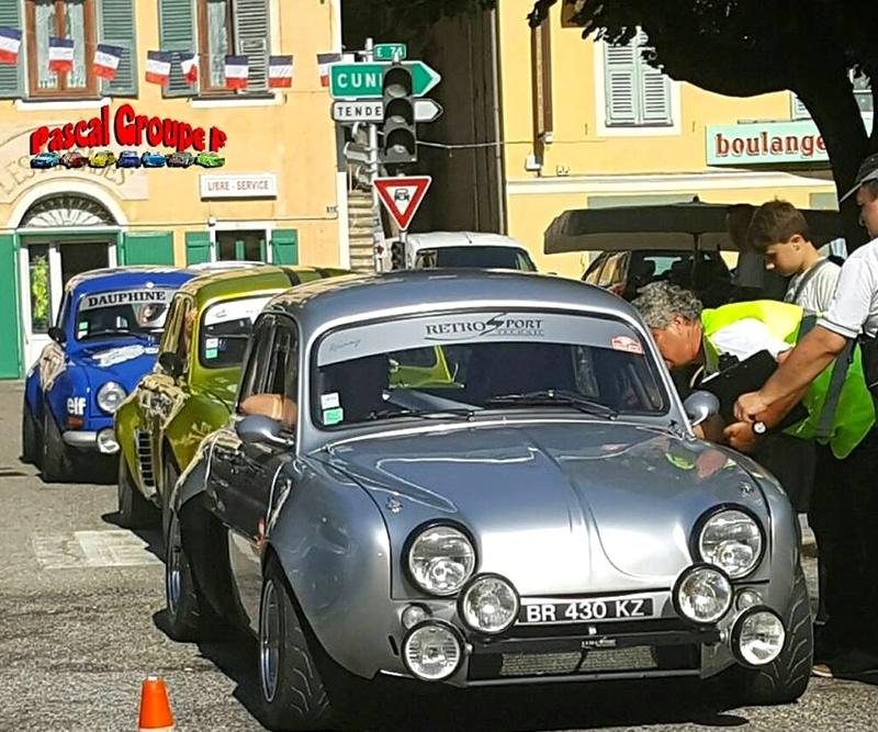 Expo autos anciennes ... C'est à Fontan le 28 août ! 14199410