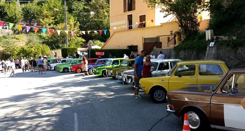 Expo autos anciennes ... C'est à Fontan le 28 août ! Concen10