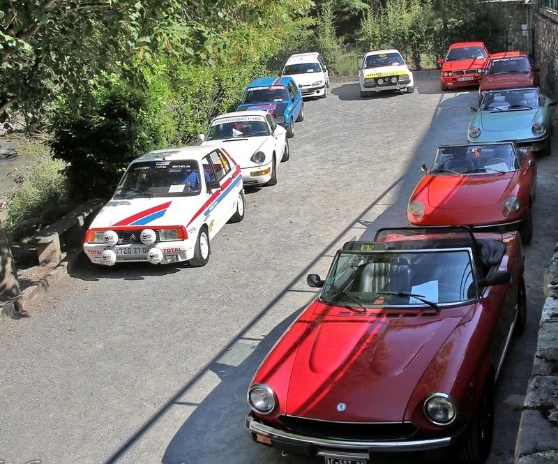 Expo autos anciennes ... C'est à Fontan le 28 août ! Foire_11