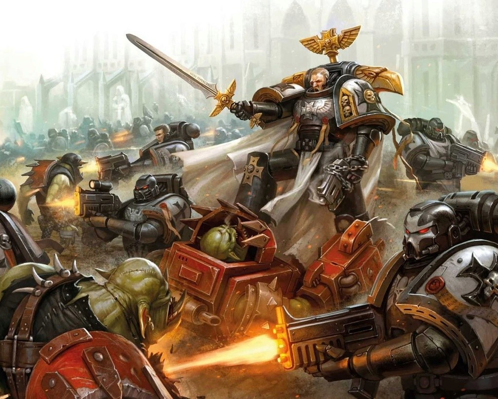 [W40K] Collection d'images : Warhammer 40K divers et inclassables - Page 8 6309cf10