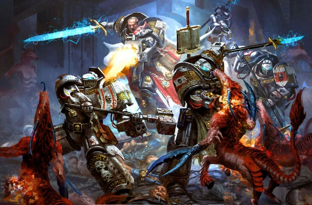 [W40K] Collection d'images : Warhammer 40K divers et inclassables - Page 8 8e2bed12
