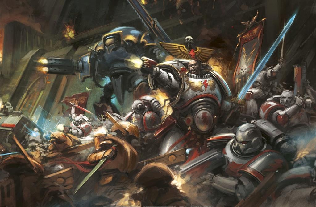 [W40K] Collection d'images : Warhammer 40K divers et inclassables - Page 8 E12f2c10