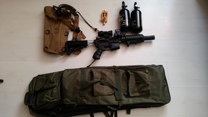 M4 Vltor POLARSTAR ( Kit complet ) 20160910