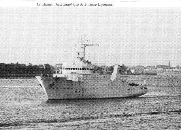 LA PÉROUSE (HYDRO) 0387