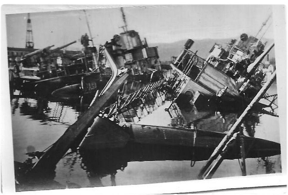 [Histoire et histoires] Toulon : Sabordage de la Flotte (photos) - Page 4 1210