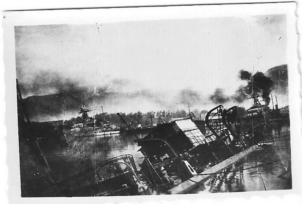 [Histoire et histoires] Toulon : Sabordage de la Flotte (photos) - Page 4 142
