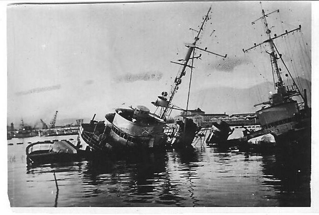 [Histoire et histoires] Toulon : Sabordage de la Flotte (photos) - Page 4 1610