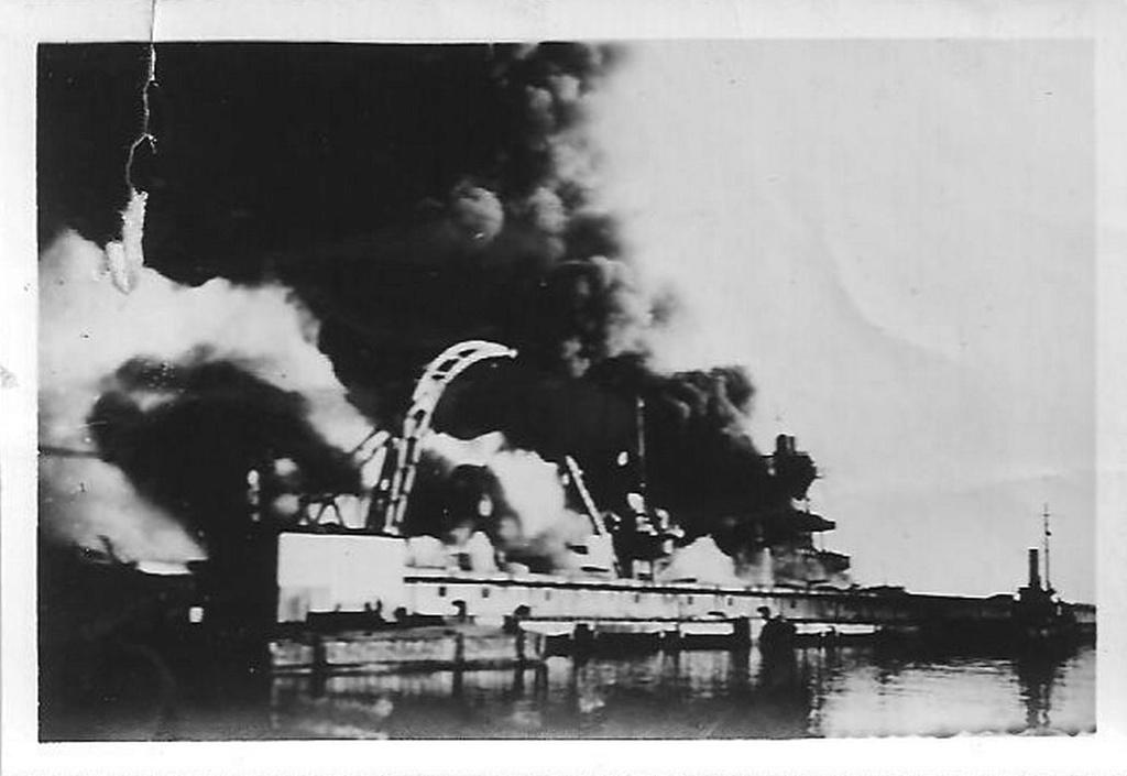[Histoire et histoires] Toulon : Sabordage de la Flotte (photos) - Page 4 1710