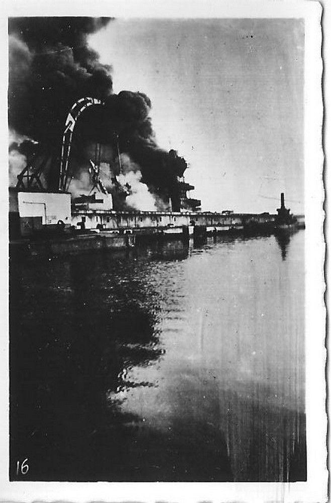 [Histoire et histoires] Toulon : Sabordage de la Flotte (photos) - Page 4 226