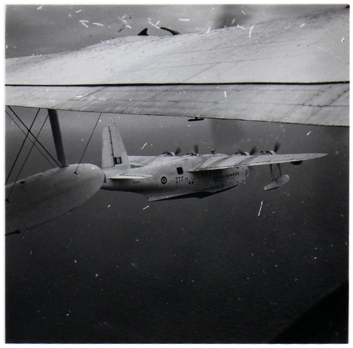 """[Les anciens avions de l'aéro] Hydravion SHORT """"SUNDERLAND"""" 312"""