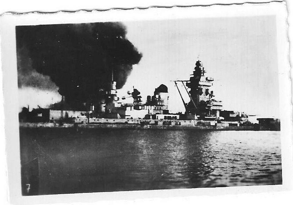 [Histoire et histoires] Toulon : Sabordage de la Flotte (photos) - Page 4 321