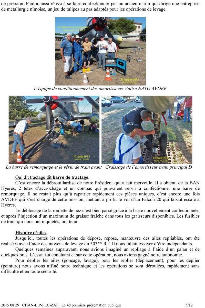 [Associations anciens marins] C.H.A.N.-Nîmes (Conservatoire Historique de l'Aéronavale-Nîmes) - Page 4 519