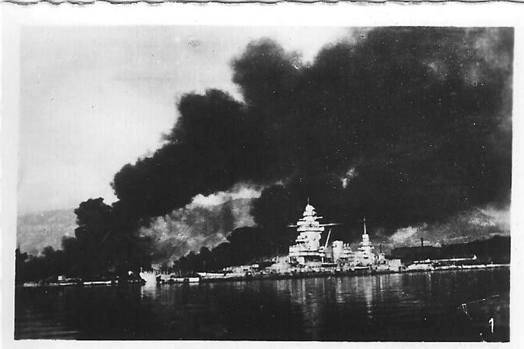[Histoire et histoires] Toulon : Sabordage de la Flotte (photos) - Page 4 614