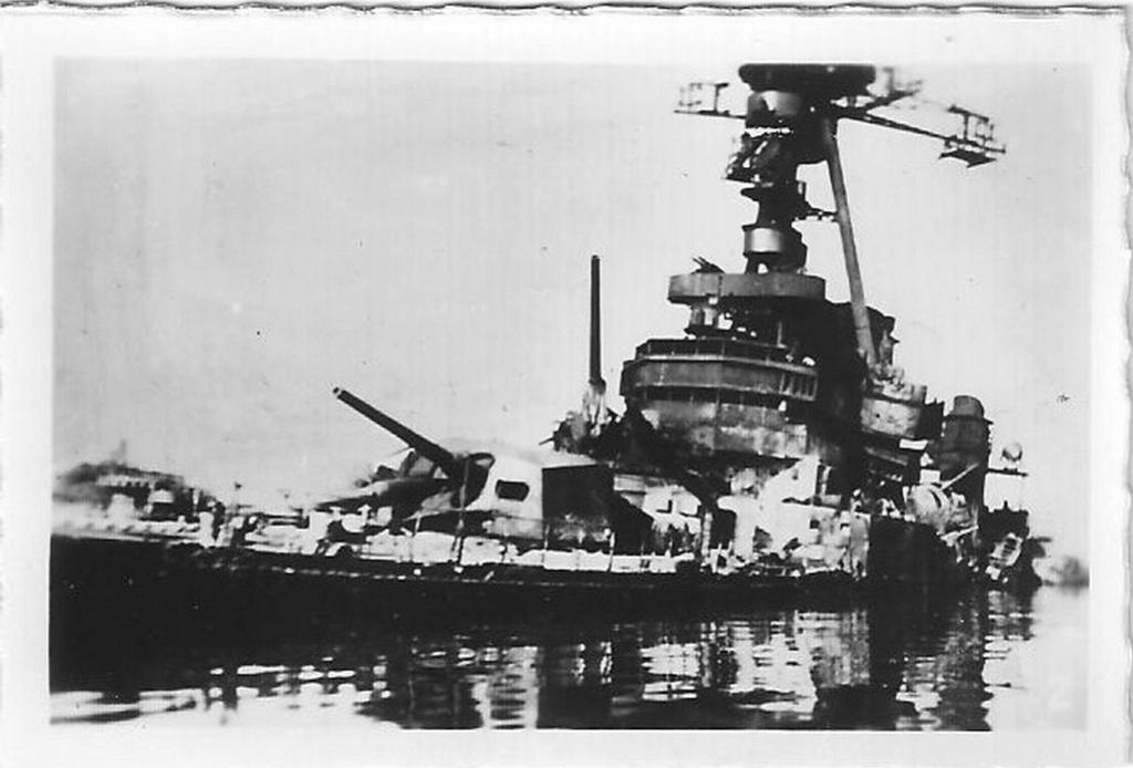 [Histoire et histoires] Toulon : Sabordage de la Flotte (photos) - Page 4 713