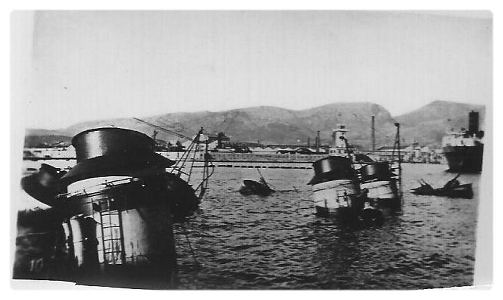 [Histoire et histoires] Toulon : Sabordage de la Flotte (photos) - Page 4 912