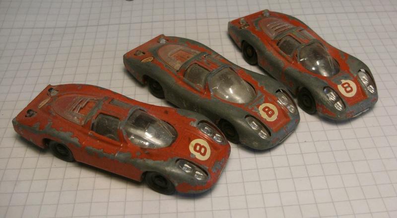 N°232 Porsche Le Mans Dscf5622