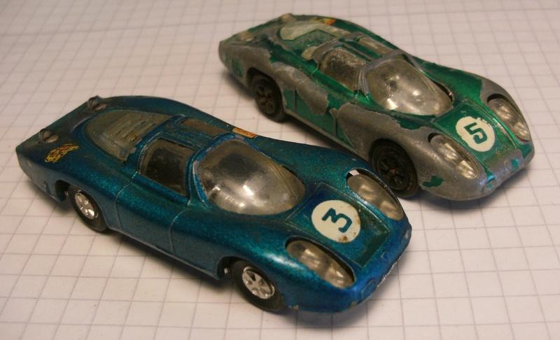 N°232 Porsche Le Mans Dscf5626