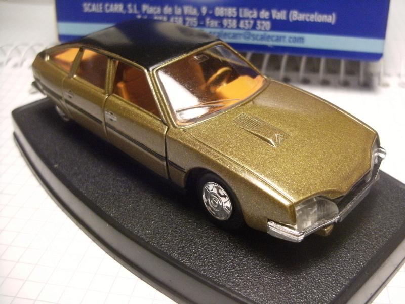 CX 2400 Pallas 1/43 de Scale Carr, Made in Spain Dscf5813