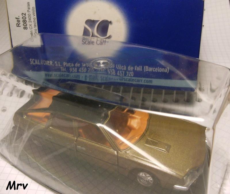 CX 2400 Pallas 1/43 de Scale Carr, Made in Spain Dscf5814