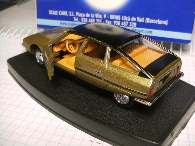 CX 2400 Pallas 1/43 de Scale Carr, Made in Spain Dscf5815