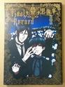 Liste de artbooks Kuroshitsuji Black-10