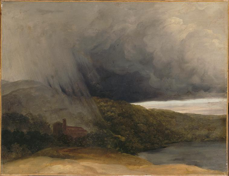 Fin XVIIIe début XIXe Pierre-Henri de Valenciennes et le paysage néoclassique 20751110
