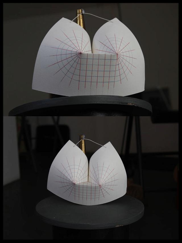 art et mathématique, Pierre Gallais Fronce11
