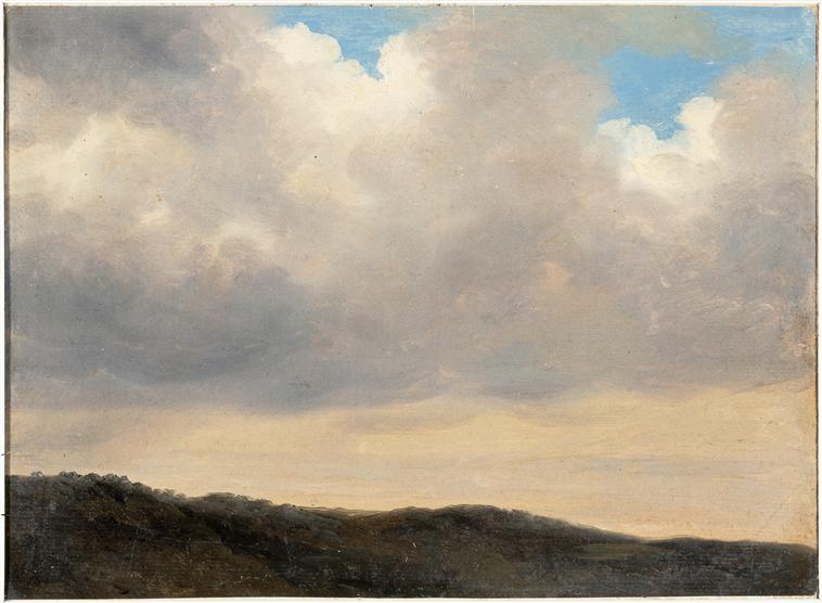 Fin XVIIIe début XIXe Pierre-Henri de Valenciennes et le paysage néoclassique L_01210