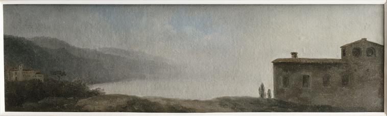 Fin XVIIIe début XIXe Pierre-Henri de Valenciennes et le paysage néoclassique L_02010