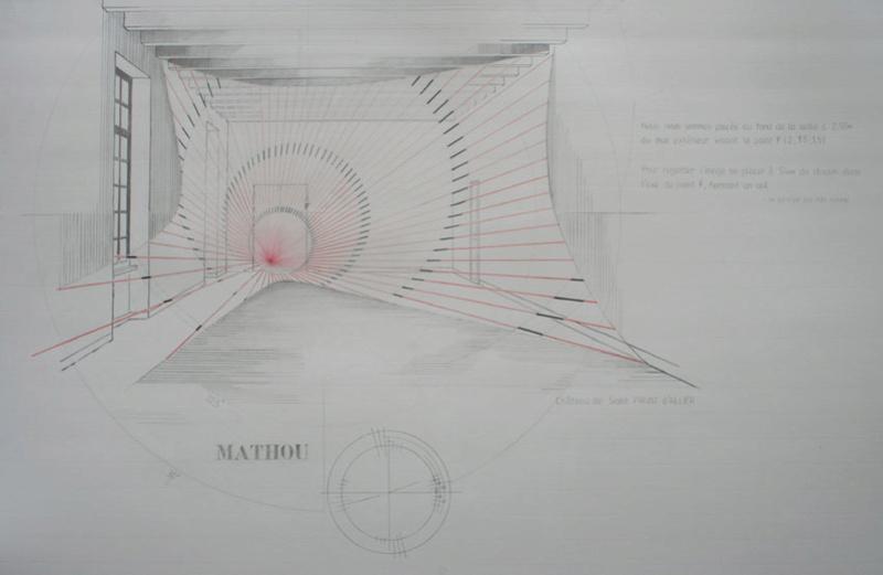 art et mathématique, Pierre Gallais Mathou12