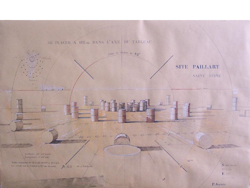 art et mathématique, Pierre Gallais Pailla10