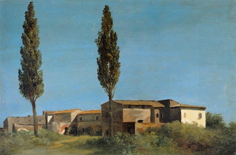 Fin XVIIIe début XIXe Pierre-Henri de Valenciennes et le paysage néoclassique Pierre13