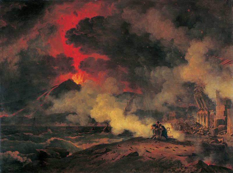 Fin XVIIIe début XIXe Pierre-Henri de Valenciennes et le paysage néoclassique Pierre15
