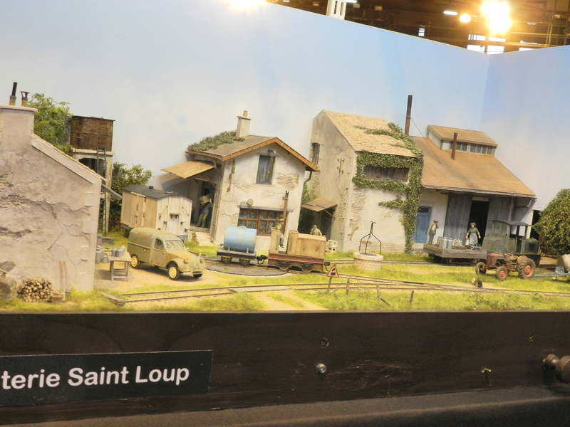 Exposition de modélisme ferroviaire (AMF53) à Laval le 9 octobre 2016 Vauvyr18