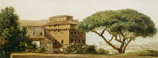 Fin XVIIIe début XIXe Pierre-Henri de Valenciennes et le paysage néoclassique View10